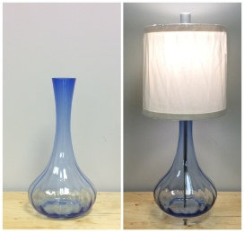 Baker lamps and repair you can choose from a large selection of fabrics and trimmings we can even replace your damaged frame your lampshades will look better than ever greentooth Choice Image