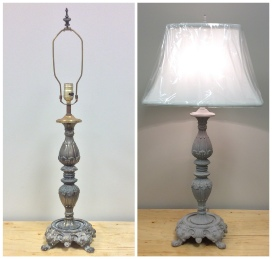 Baker lamps and repair you can choose from a large selection of fabrics and trimmings we can even replace your damaged frame your lampshades will look better than ever keyboard keysfo Gallery